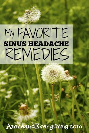 Do you suffer from headaches? Check out my favorite sinus headache remedies -- they really do help! #headacheremedies #headachevsmigraine