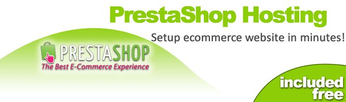 Prestashop Hosting - the best #ecommerce experience, hands down