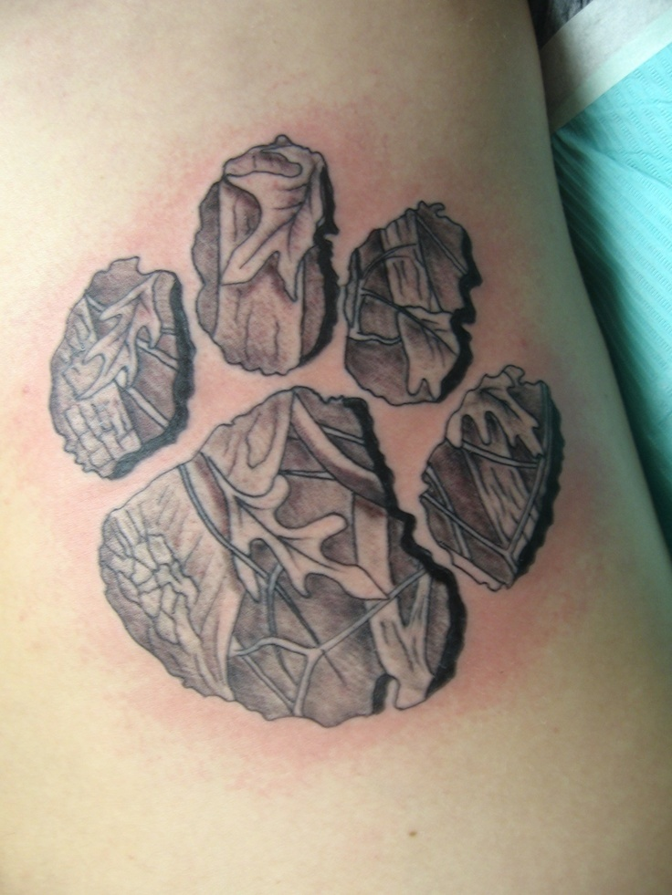 1000 Ideas About Dog Print Tattoos On Pinterest Dog Picture