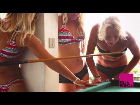 billabong girls surf team