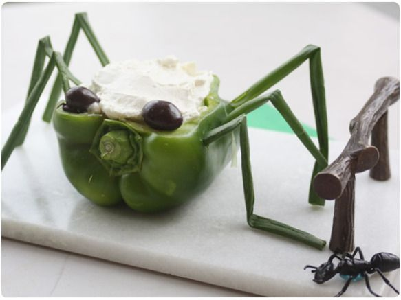 Bug Themed First Birthday Party |
