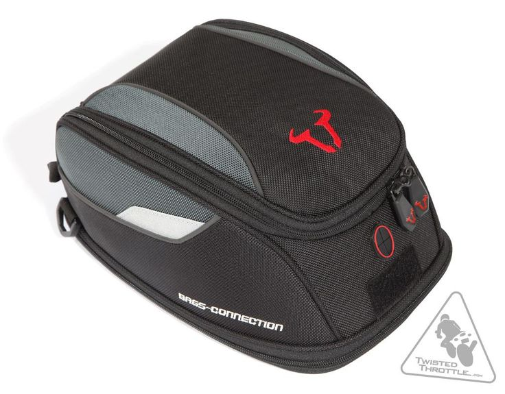 SW-MOTECH Bags-Connection Non-Electric QUICK-LOCK EVO Daypack Tankbag - TwistedThrottle.ca
