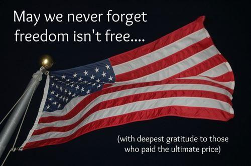 "facebook memorial day qoutes | Meaning Memorial Day ""thank You"" Quotes For Facebook 2014"