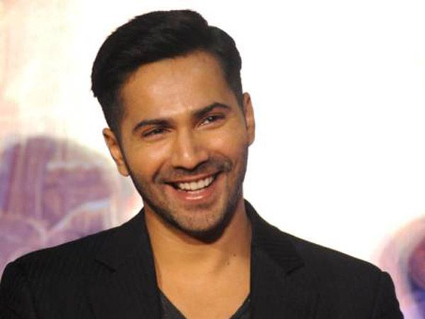 Varun Dhawan revealed some inside details of his upcoming movie 'Badrinath Ki Dulhania' which also stars Alia Bhatt in it.