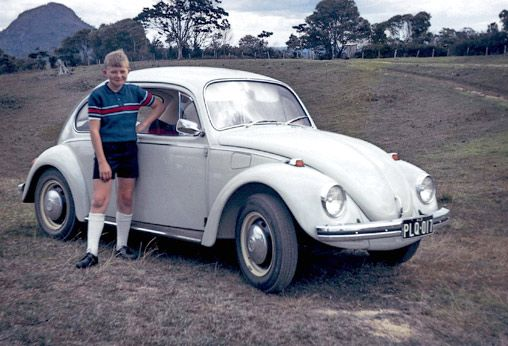 A-teenage-Kevin-Rudd-and-the-volkswagen-in-which-he-5666463.jpg | Kevin Rudd: The early years | thetelegraph.com.au