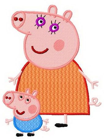 92 best PEPPA PIG images on Pinterest | Peppa pig, Pigs and George pig