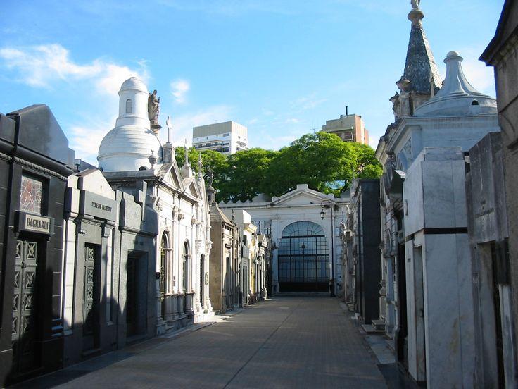 Recoleta cementery- Buenos Aires Argentina