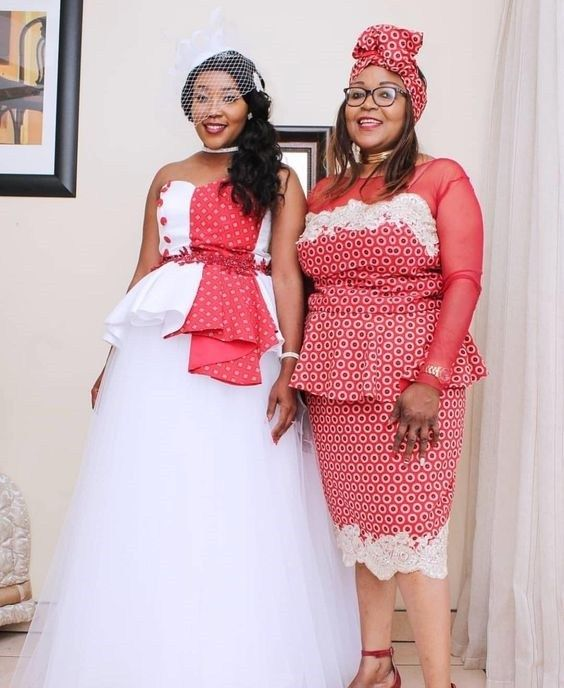 Traditional Wedding Dresses 2019 South Africa: African Fashion In 2019
