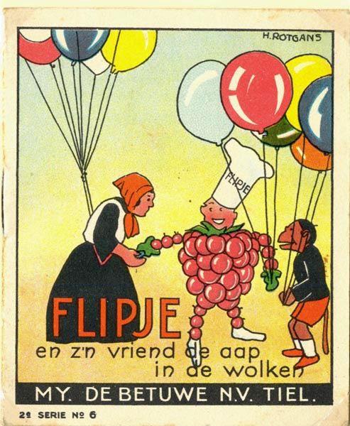 Flipje Tiel. vintage~............                lb xxx.