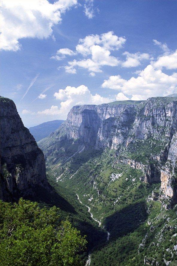 #Vikos Gorge #Epirus