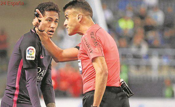 Las botas de Neymar ya son un problema