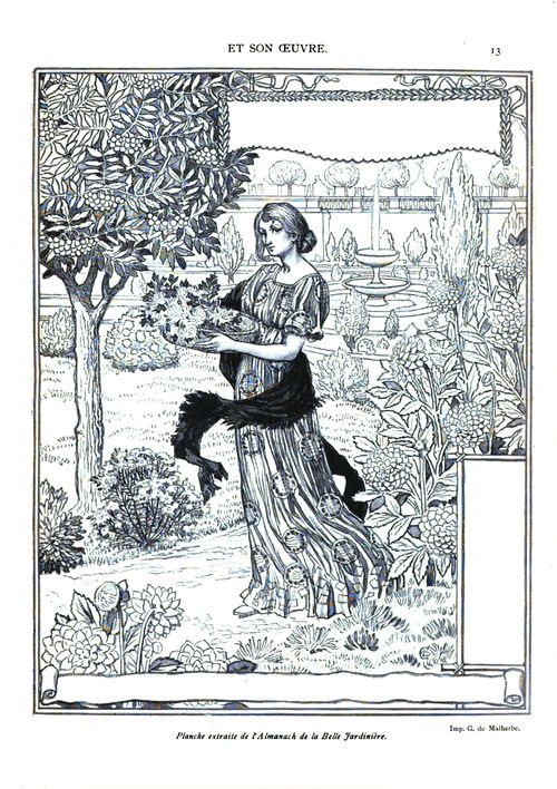 Eugène Grasset et son oeuvre
