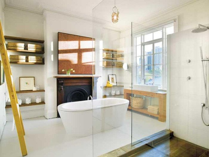 mark tuckey bathroom @ home gore street