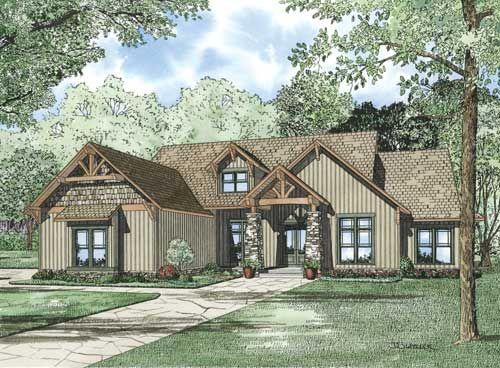 Aspen Valley House Plan - 8731