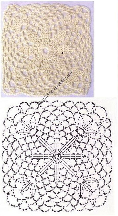 granny squares inspiration
