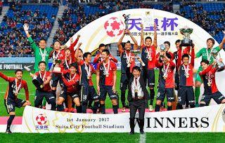 Blog Esportivo do Suíço: O Kashima Antlers é o primeiro campeão de 2017