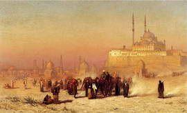 Cairo - L.C. Tiffany, 1872