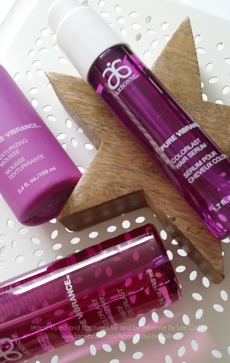 Vibrance styling set will have your hair always looking fabulous. Featuring hawaiian white ginger root and sage leaf extracts.