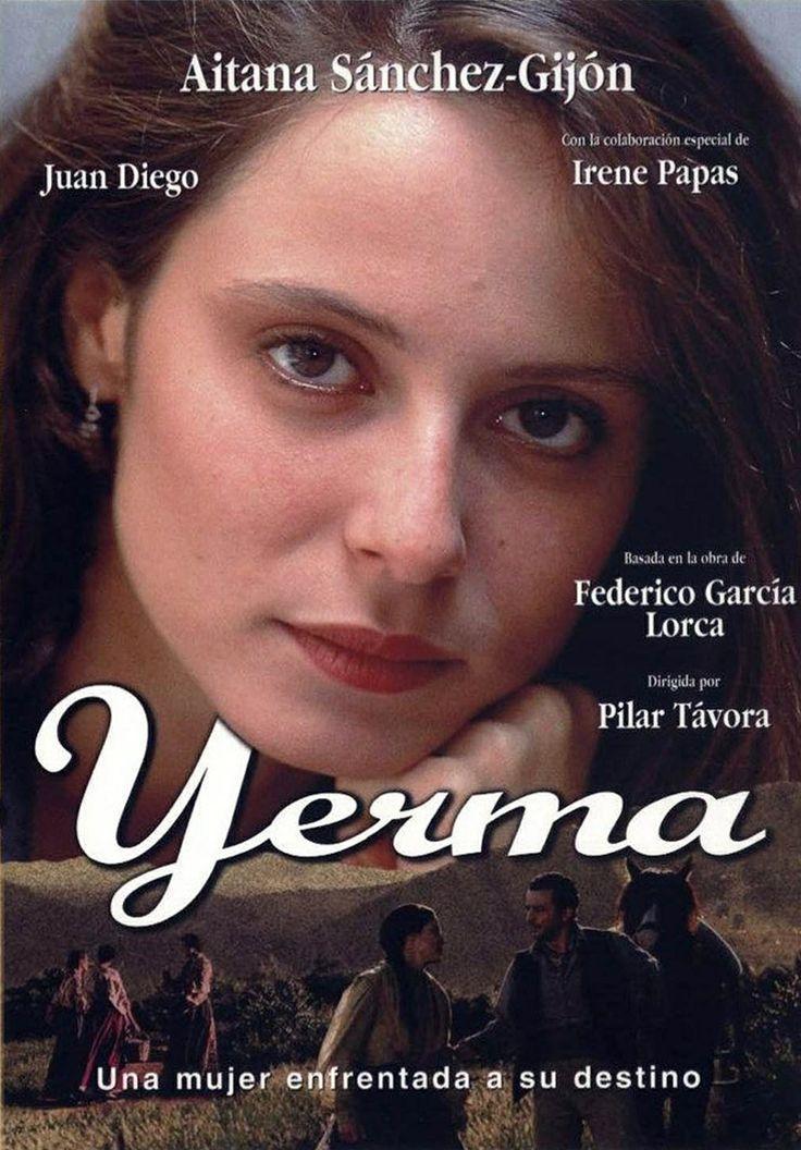 Yerma (DVD ESP TAV), basada en l'obra homònima de Federico García Lorca.