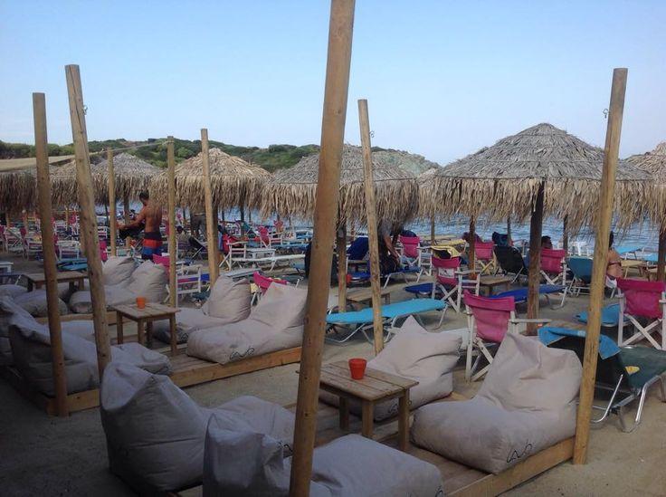 poofomania#mauro lithari#bean bags#beach#