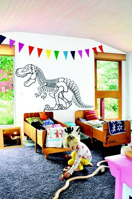 165 best dinos images on pinterest baby boy baby boys for Dinosaur bedroom ideas boys