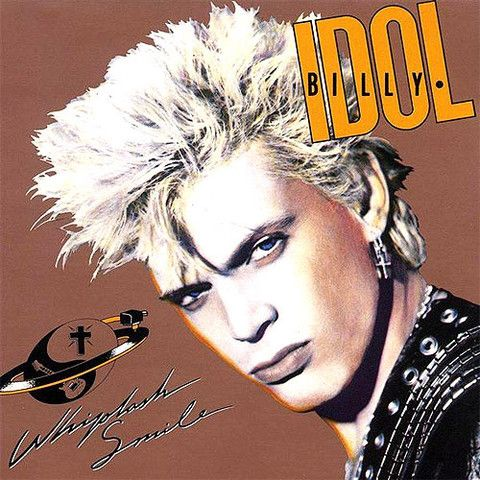 Billy Idol Whiplash Smile – Knick Knack Records