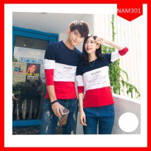 Sweater Couple Name Kombinasi Terlaris