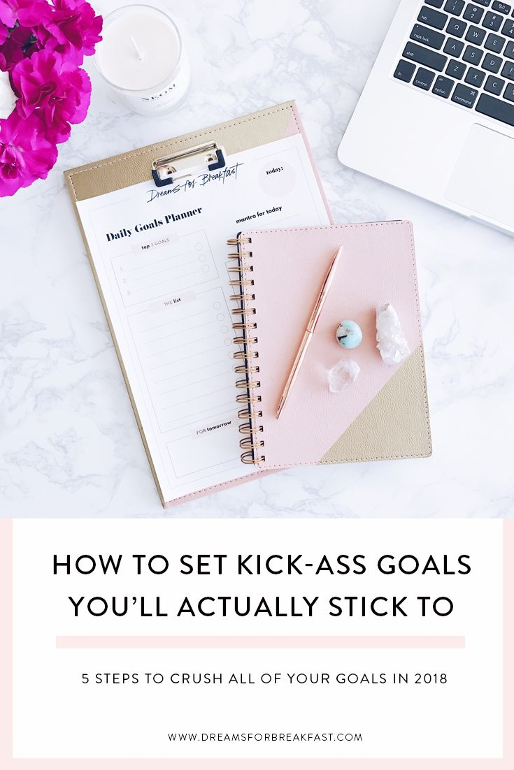 How To Set Goals. Goal Setting.