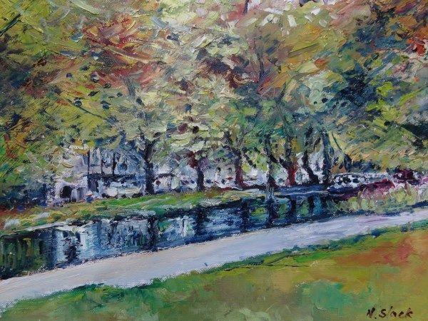 'Canal Days' www.niamhslack.com