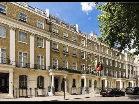 London's most expensive property on the market, a £55m Belgravia mansion