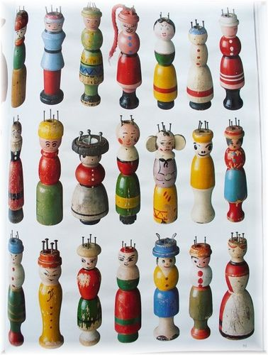 FRENCH KNITTING - TRICOTINS by minoridesign, via Flickr