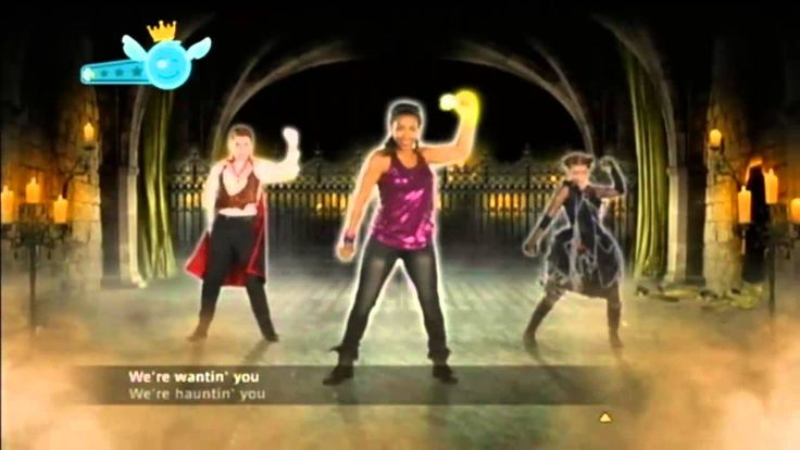 Just Dance: Disney Party -4- China Anne McClain - Calling All the Monsters [Full…