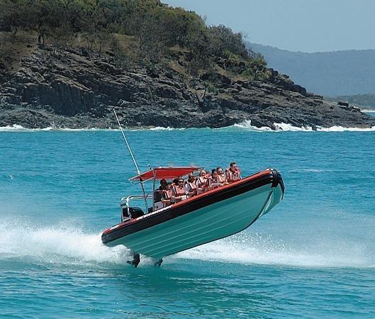 Noosa Oceanrider: Getting some air at Granite Bay...Noosa National Park #Queensland #Australia http://www.tripadvisor.com.au/ShowForum-g255067-i460-Queensland.html
