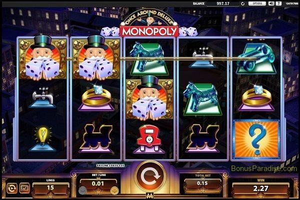 Monopoly Deluxe #VideoSlot - #Gokkast #Speelautomaat