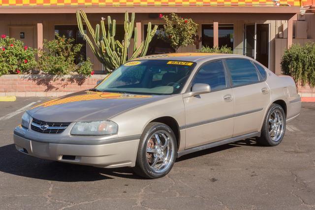 2003 Chevrolet Impala | Tucson AZ #usedcars