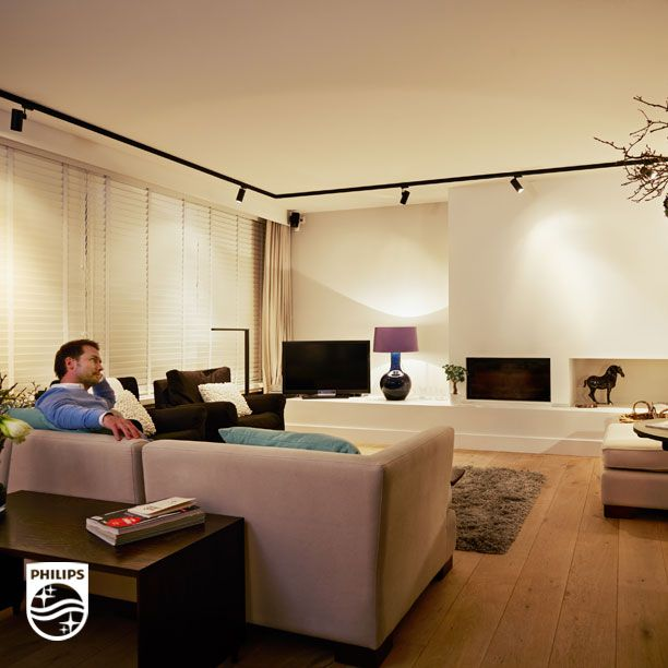 23 best lighting 101 images on pinterest lamps bulb and bulbs lighting tip 56 add dimension to your room by placing track lighting all along aloadofball Image collections