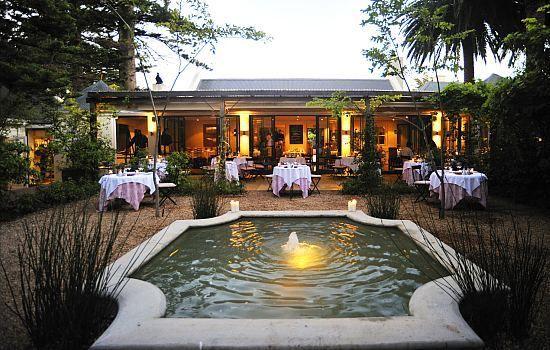 La Colombe Restaurant by Constantia Uitsig Wine Estate, Kaapstad