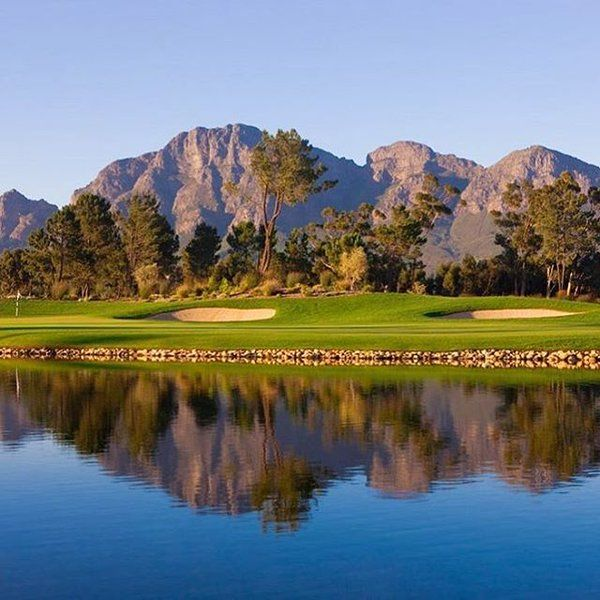 Pearl Valley Golf & Country Estate, Paarl, South Africa