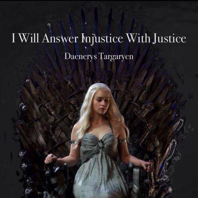 25+ best Khaleesi quotes on Pinterest  Veo game of thrones, Game of Thrones ...