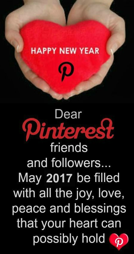 Happy New Year Pinterest Pin Pals <3 Tam <3