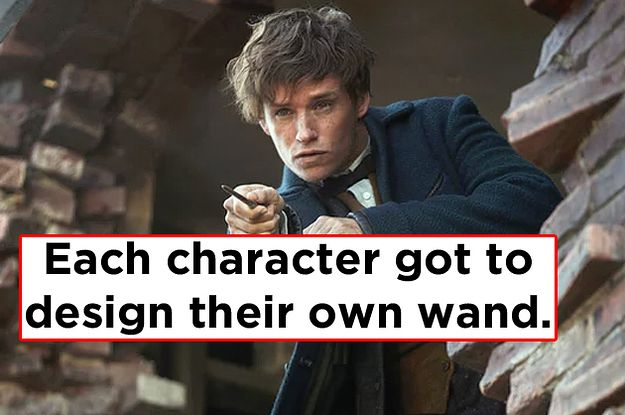 """37 Magical Facts About The """"Fantastic Beasts"""" Movie"""