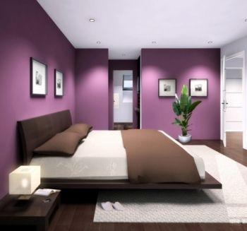 17 meilleures id es propos de d cor de chambre coucher - Couleur chambre couple ...
