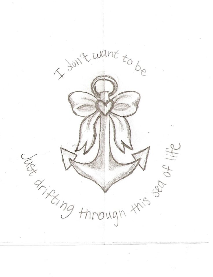 Definitely getting this anchor on my side with different words though!
