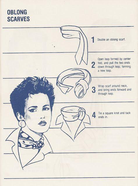 Best 25+ Tie a scarf ideas on Pinterest | Scarf tieing ...