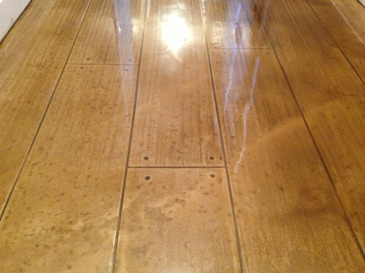 1000 images about rustic concrete wood on pinterest for Rustic floors of texas