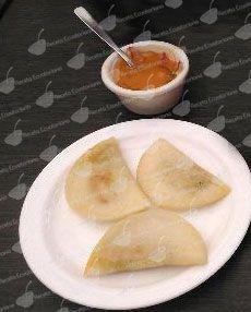 Empanadas de morocho | Receta Ecuatoriana
