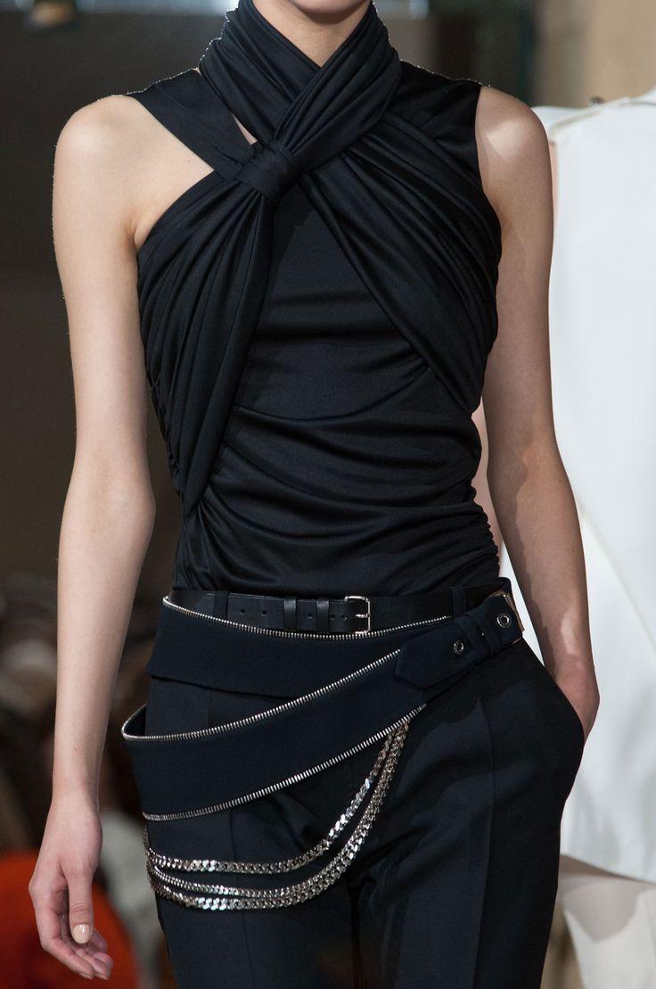 game-of-style:  Asha Greyjoy - Bouchra Jarrar Haute Couture fall 2013