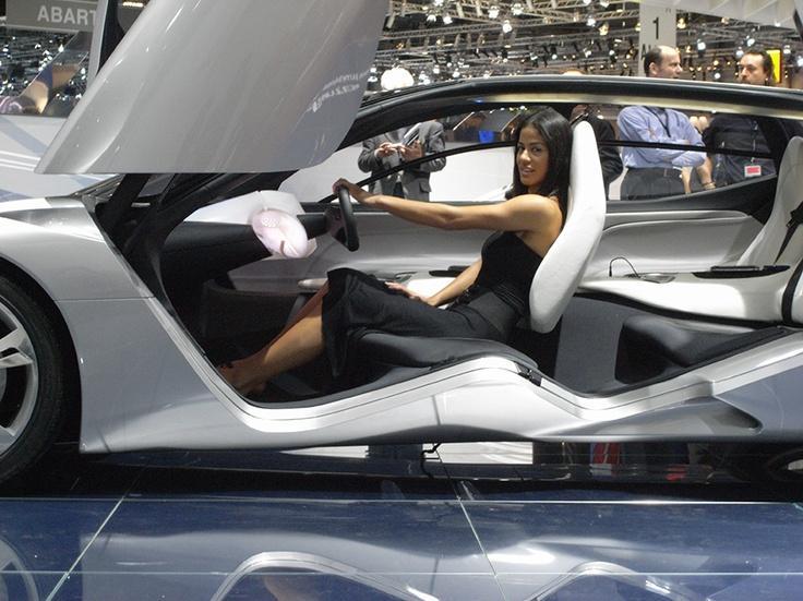 Pininfarina at the Geneva Motorshow 2008