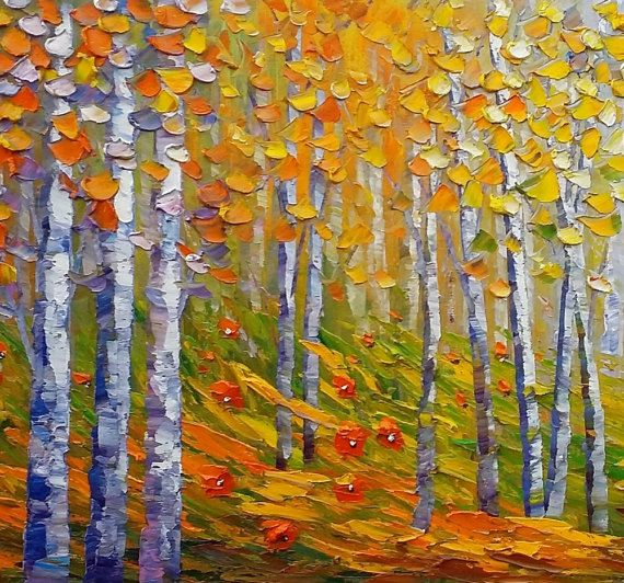 Oil Painting Landscape Painting Canvas Art Large Wall Art