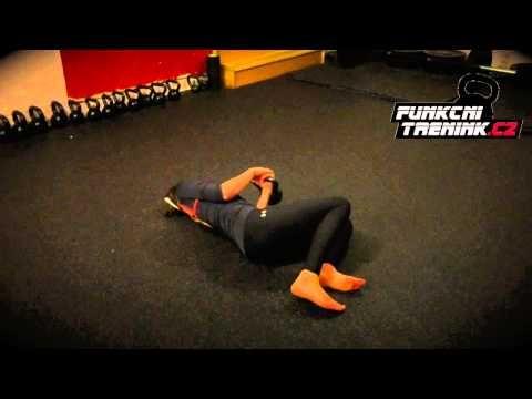 Funkční trénink » Program na pružnost, mobilitu a dobré držení těla